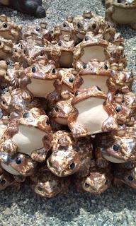 信楽陶器祭りレポート、その1