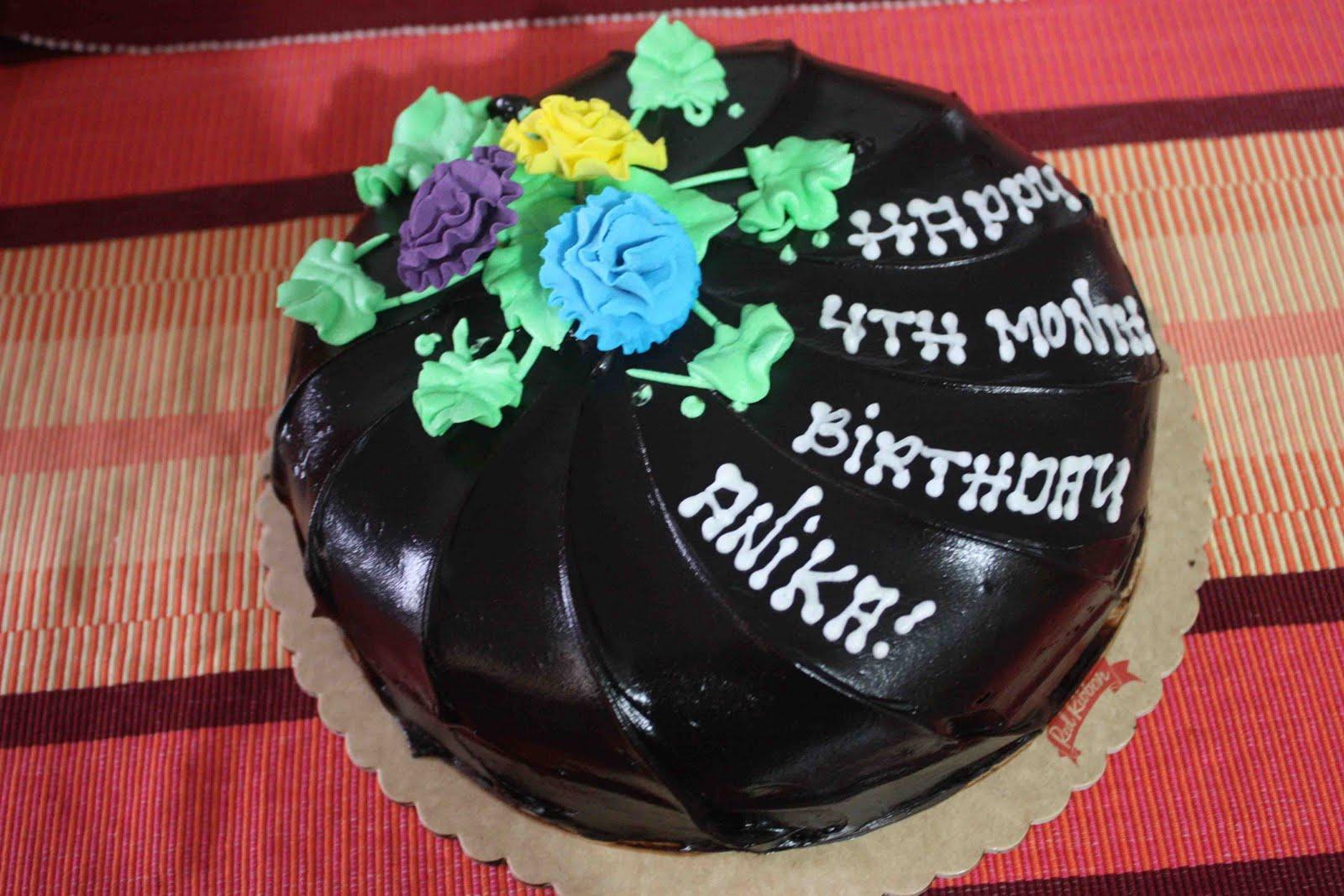 Happy Birthday Tatay Cake