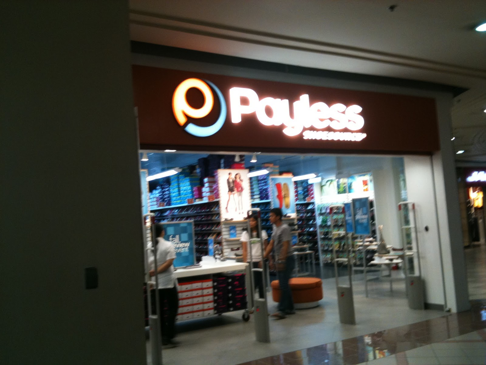 payless shoestore