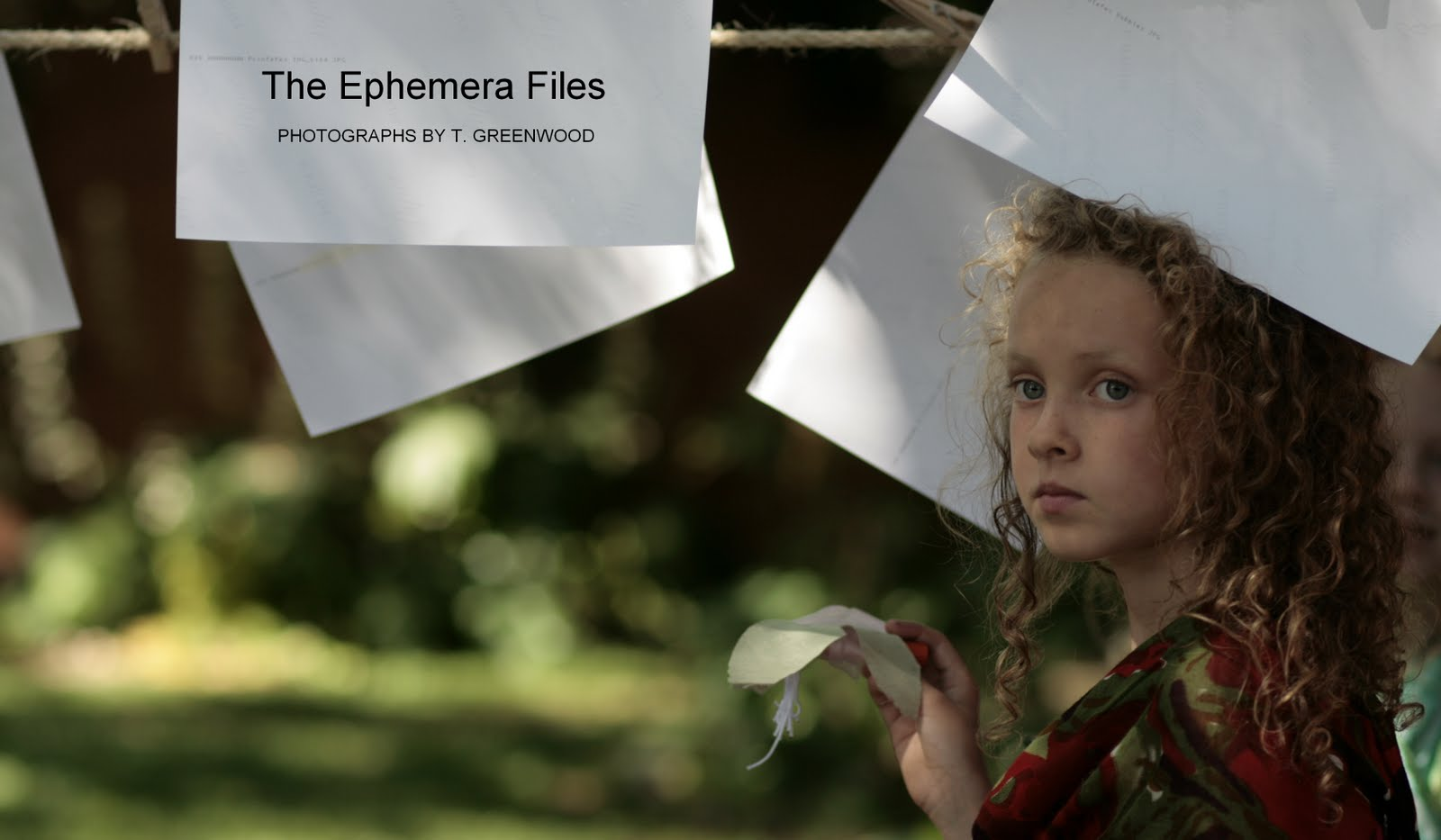 The Ephemera Files