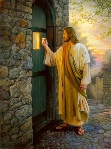 Jesus knocking at the door Wallpaper, Pictures and Images