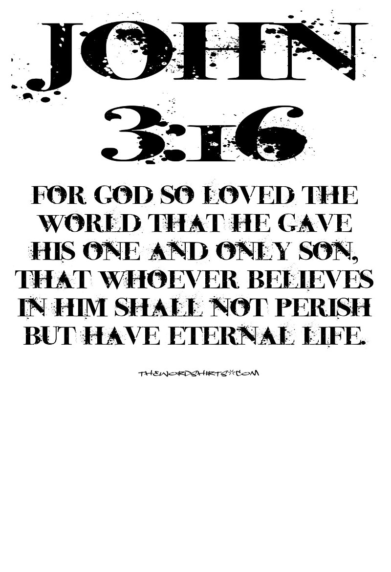 john 3 16 coloring pages - photo#32