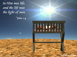 John 1:4 Bible Memory Verse Desktop Wallpaper Free jesus christ wallpapers and Pictures
