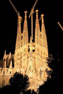 The Never Ending Construction Church in Barcelona Wallpaper Free download Jesus Christ Christian Churches Wallpapers and Pictures