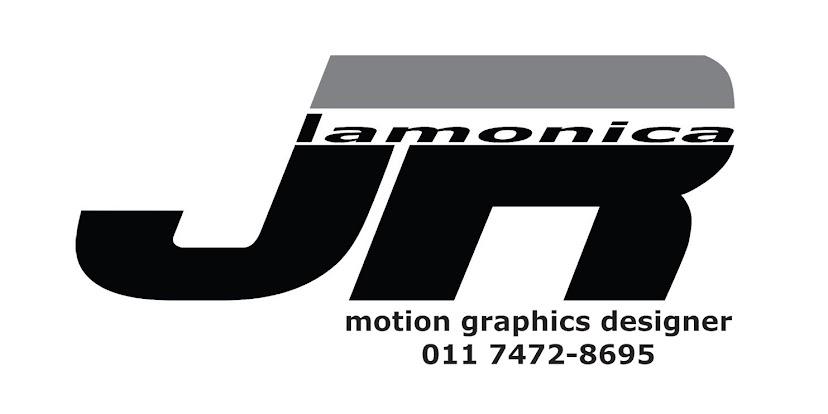 JR Lamonica  Motion Graphics Designer 7773 8210