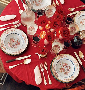 Shelter Get Inspired Holiday Table Settings