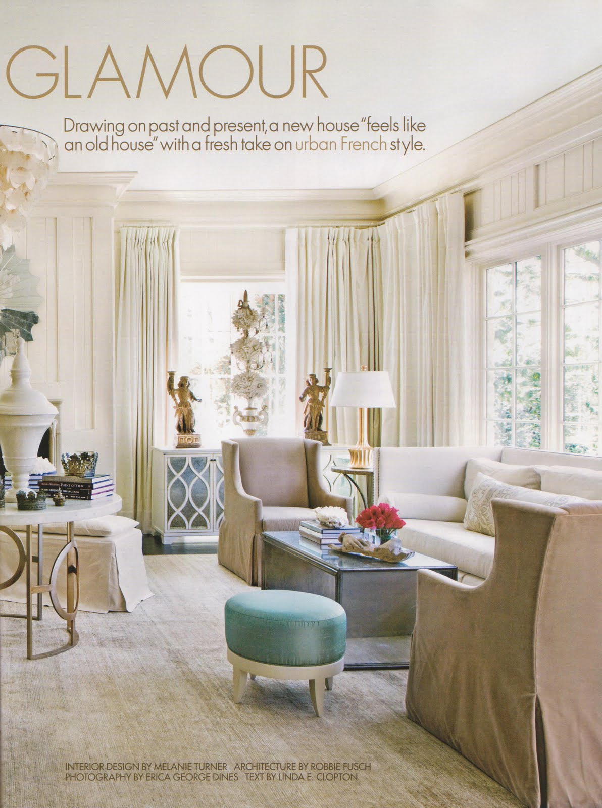 images: scanned by Shelter via Veranda and from Turner Davis Interiors