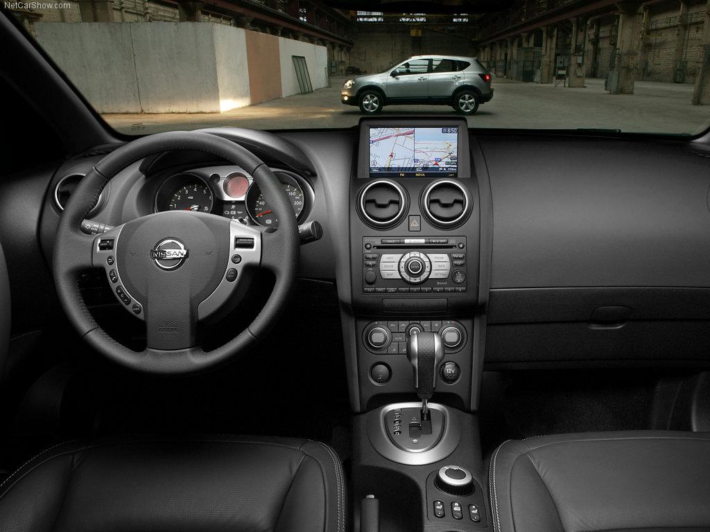 Nissan qashqai 2 0i 4x4 testi