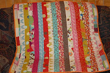Wonderland Jelly Roll Quilt