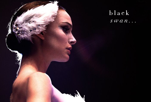 Even though Black Swan completely and totally freaked me out, I looooved the