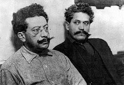 Hermanos Flores Magón, periodistas y revolucionarios.