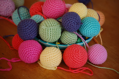 How To Make An Amigurumi Ball : CROCHET SMALL AMIGURUMI BALL Only New Crochet Patterns