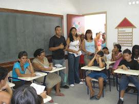 PROJETOS COMUNITÁRIOS COMO ORIENTADORA EDUCACIONAL.PREFEITURA MUNICIPAL DE NOVA IGUAÇU