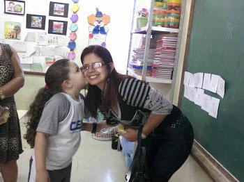 Chá da Vovó na escolinha da minha netinha  ALANA!!