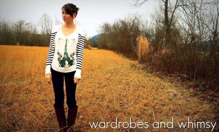 Wardrobes and Whimsy