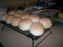 Bread Bowls/ Large Dinner Rolls