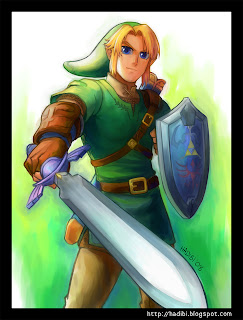 Link, Legendary Hero