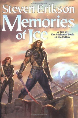 Prose review quot memories of ice quot by steven erikson