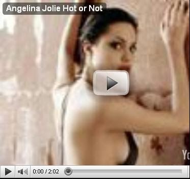 My Hot and Sexy Videos: Angelina Jolie hot video