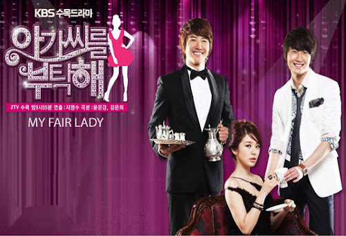 My Fair Lady  Drama Korea Indosiar
