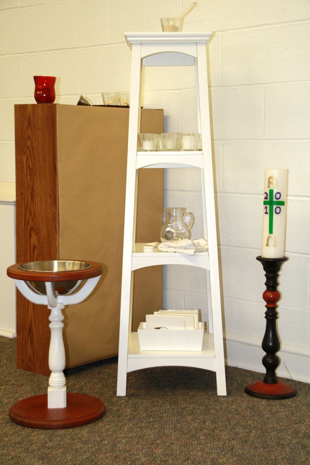 How To Give A Sacristy Tour