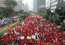تظاهرات اول ماه مه در ونزوئلا