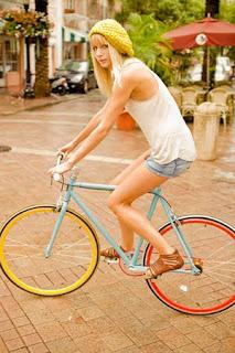 bicycle eye candy