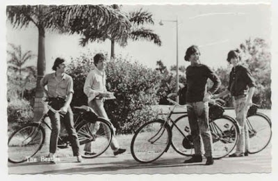 the beatles and bicycles