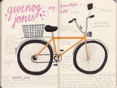 diary of a bike