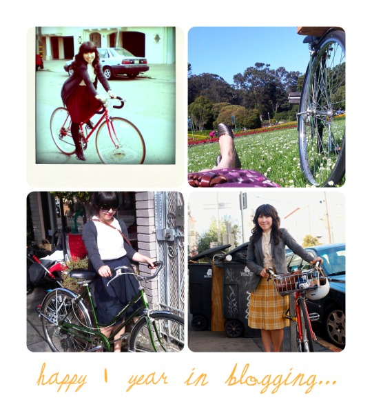 happy blog anniversary!
