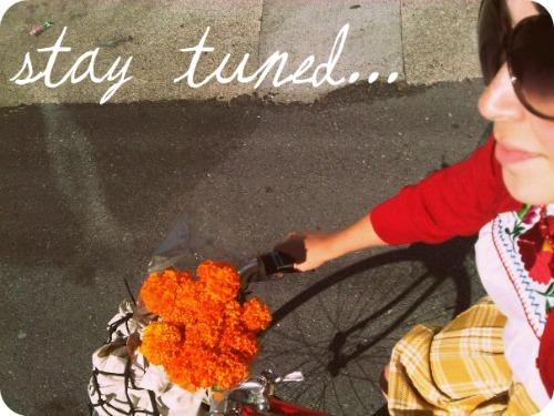 riding away but...