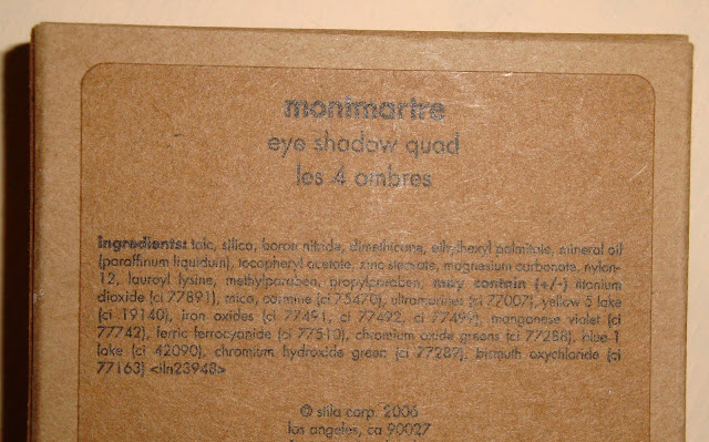 Stila Montmarte Marrakesh eyeshadow