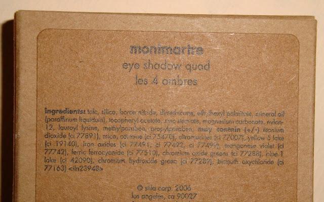 Stila Montmarte Marrakesh eyeshadow