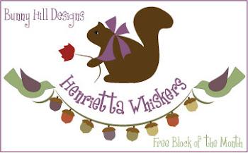 Henrietta Whiskers BOM
