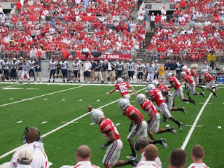 Ohio State Buckeyes vs. Toledo Rockets