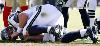 Matt Hasselbeck Injured Again