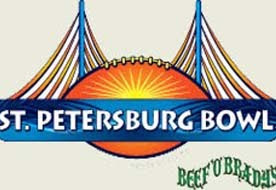 St. Petersburg Bowl –  Central Florida to have home field advantage
