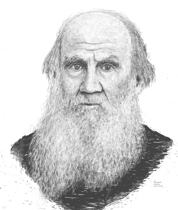 shaon for everyone biography of leo tolstoy
