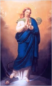 Inmaculada Virgen Mara