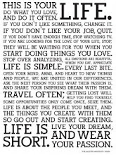 Holstee Manifesto: