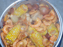 A little Shrimp boil.