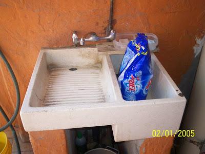 Instalaciones hidraulicas y sanitarias for Base para lavadero