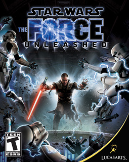 The_Force_Unleashed Star Wars Xbox 360