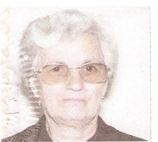 Obituário Pardieiros,Elisa Natividade Coimbra