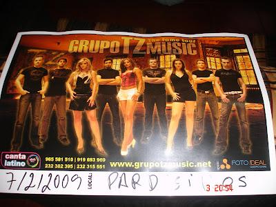Grupo musical TZ