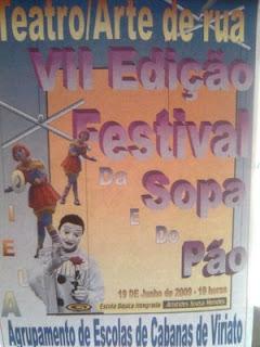 VII Festival da Sopa e do Pão em Cabanas de Viriato