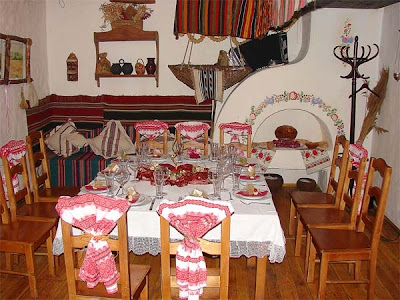 Halych Restaurant in Ternopil City (Western Ukraine)