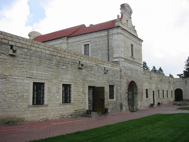 Збаразький замок, Тернопільська область, Україна