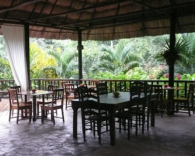 Table Rock Jungle Lodge Restaurant Belize