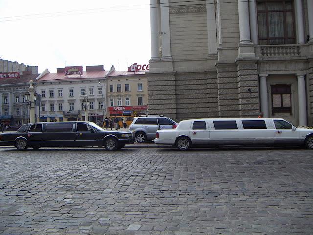 Весільні лімо Львів Західна Україна